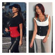 Waist trainer, waist training, Waist cincher, corset waist trainer, corset, corset top, underbust corset, strapless shapewear, body shaper, corset belt, slimming belt, gym belt, exercise belt
