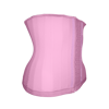 waist_trainer_training_belly_torso_rubber_latex_shapewear_compression_wear_belt_tummy_slim_slimming_pink_25_steel_bones