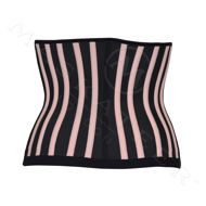 waist_trainer_training_belly_torso_rubber_latex_shapewear_compression_wear_belt_tummy_slim_slimming_black_pink_25_steel_bones